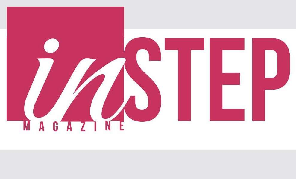 in step logo